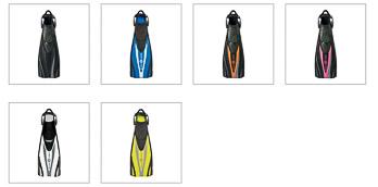 Aqua Lung Express SS colors